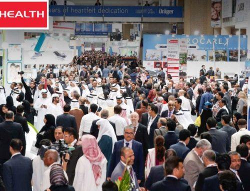 Visit the Holland Pavilion at Arab Health 2018!