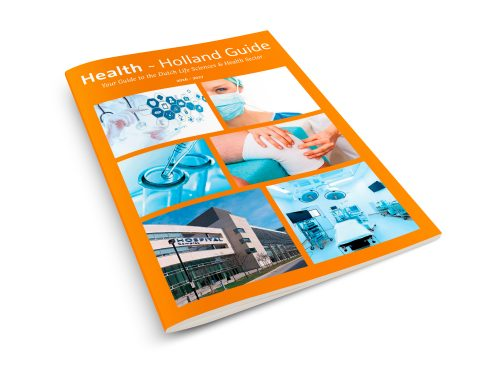 Health~Holland Guide  | Present your organisation on a global scale!
