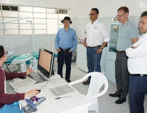 TFHC Partner iBMG (Erasmus University Rotterdam) visits Colombian Boyocá region regarding the regional integrated care model