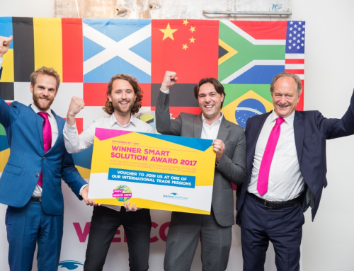 Usono wins the WoHC Smart Solution Award!