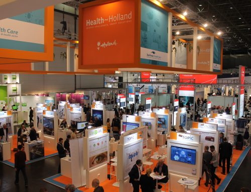 Holland Pavilion at MEDICA | Exporting Dutch Smart Solutions