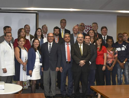 Establishing a fruitful basis for Dutch-Colombian collaboration in rural health