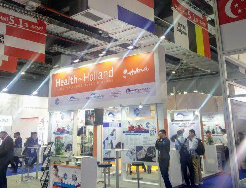 Dutch presence at the China Medical Equipment Fair 2018