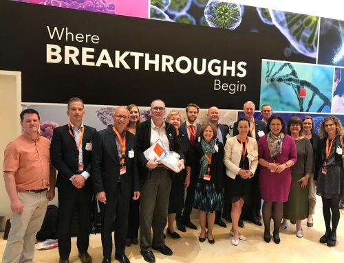 Dutch delegation in Boston – the biotech hub of the universe