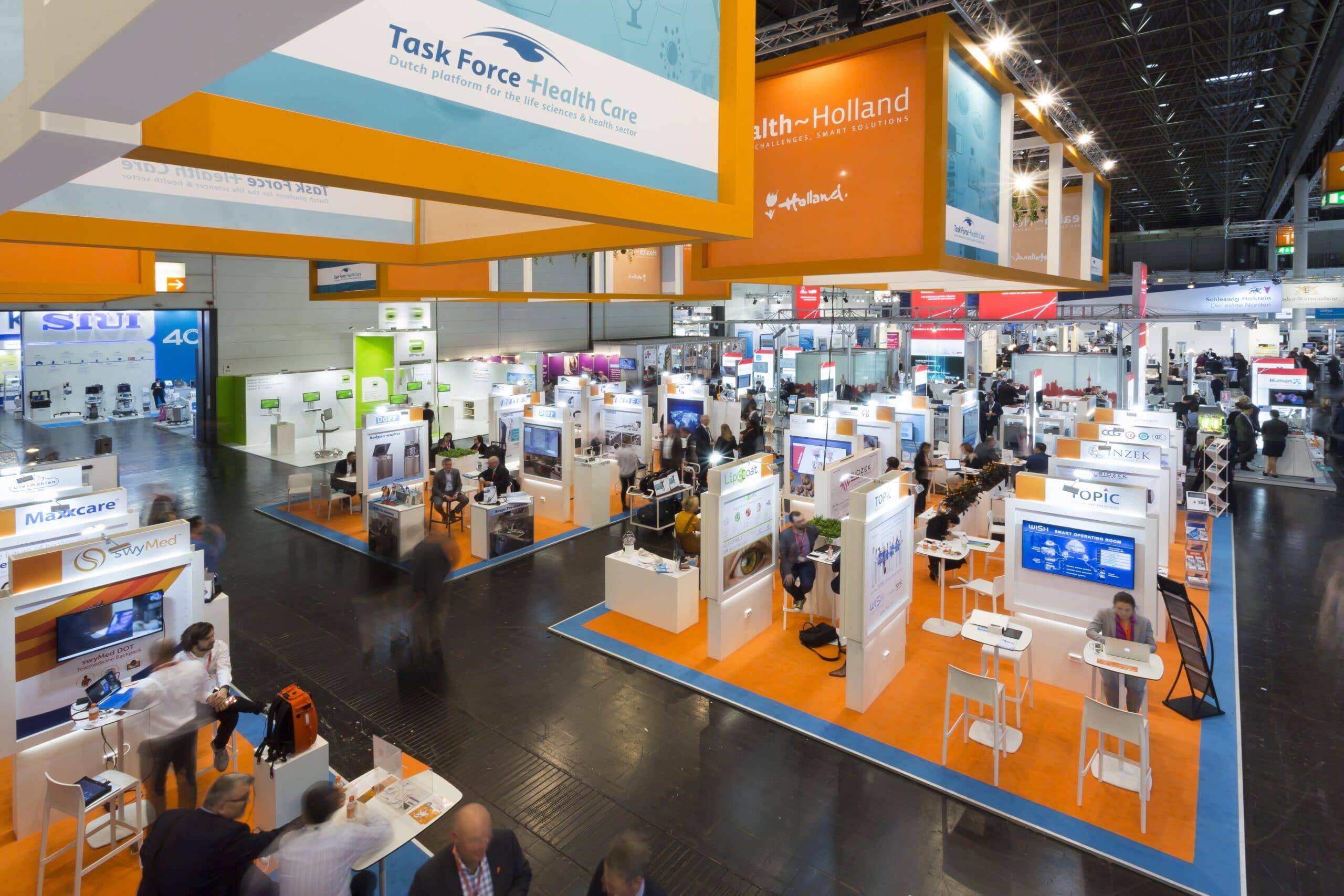 Holland And Holland >> Holland Pavilion   MEDICA 2019 - TFHC