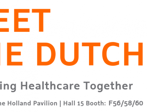 Visit the Holland Pavilion MEDICA 2018!