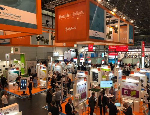 Meet the Dutch at MEDICA! | The success formula of the Holland Pavilion