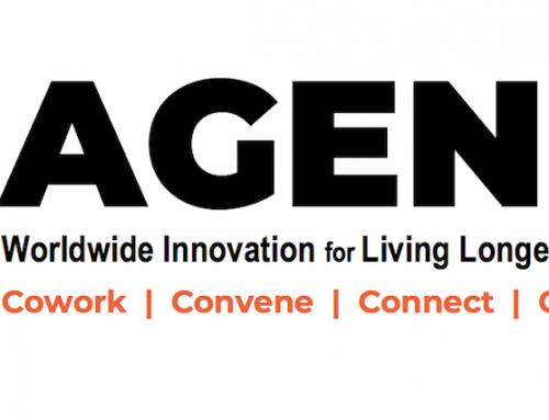 AGENCY roundtable | Worldwide Innovation for Living Longer & Ageing Better